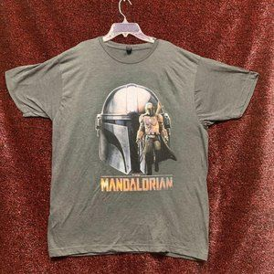 Star Wars The Mandalorian Tee size XL